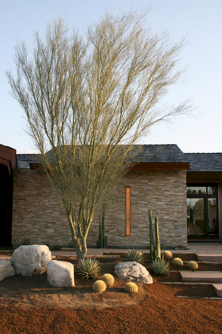23+ Cool Modern Front Yard Landscaping Ideas - Page 12 of 24