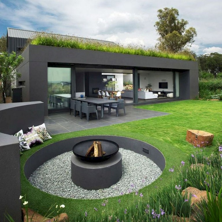 18 Front Yard Landscaping Designs Ideas: 23+ Cool Modern Front Yard Landscaping Ideas