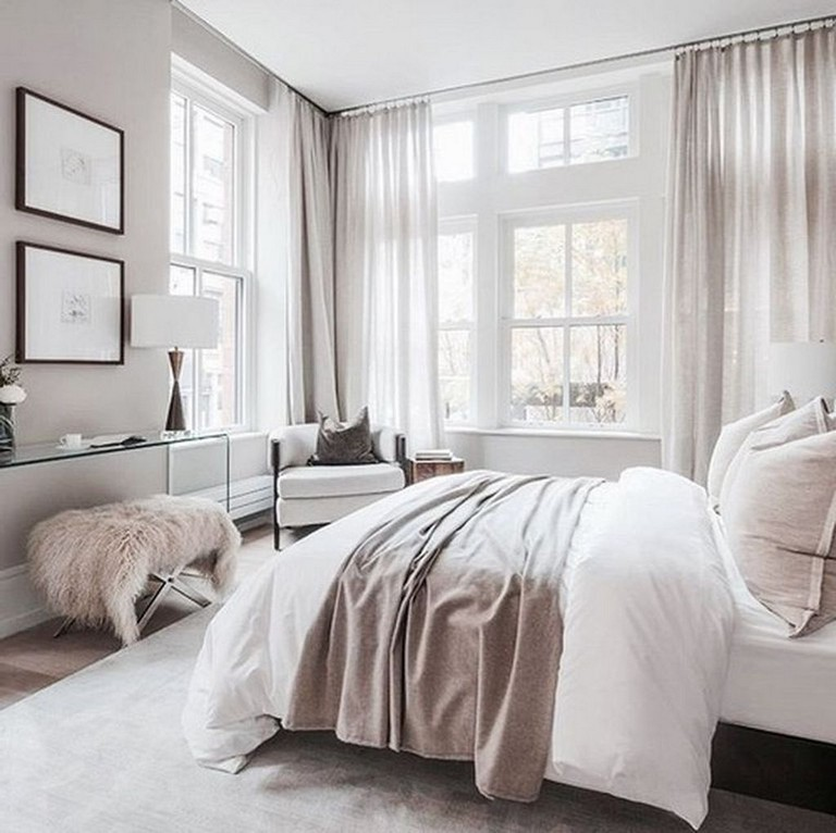 3 Tips And 25 Ideas For A Modern Bedroom: 25+ Gorgeous Modern Scandinavian Bedroom Design And Decor