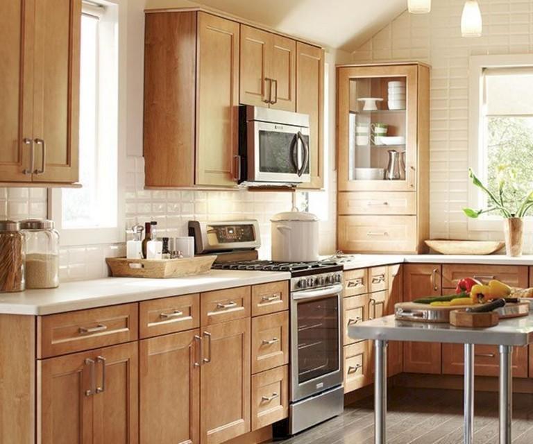 55+ Amazing Modern Kitchen Cabinets Ideas